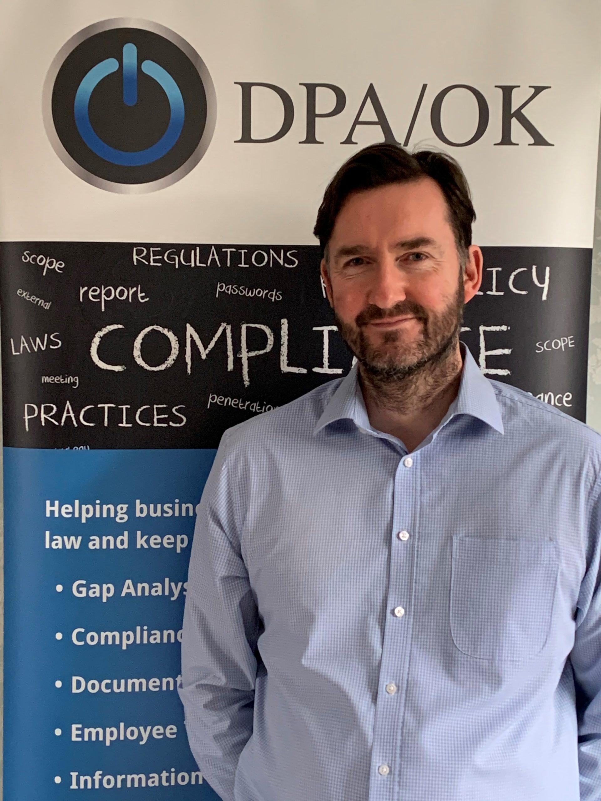 Data Protection Expert David Campbell